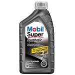 Mobil Super Synthetic 0W-20 (1qt/0.946л)